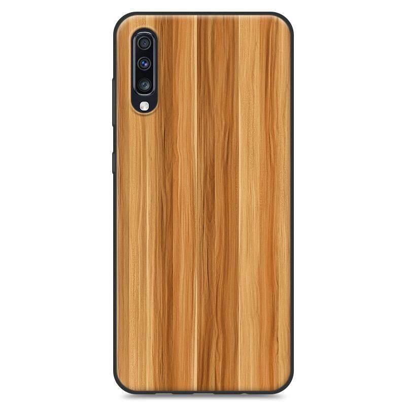 Capas Dành Cho Samsung Galaxy Samsung Galaxy A70 SM-A705F/DS SM-A7050 In Đồng Bằng Gỗ Hoa Văn TPU Mềm Dẻo Silicone...