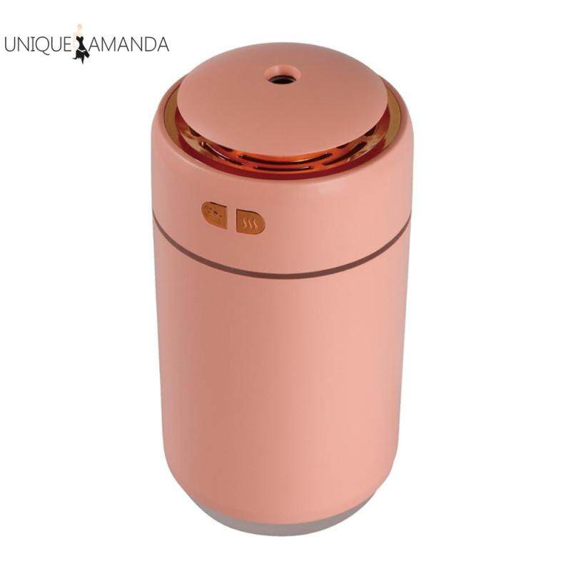 Aromatherapy Diffuser Humidifier Essential Oil Mist Maker Machine Mini Humidifier with Night Light Singapore