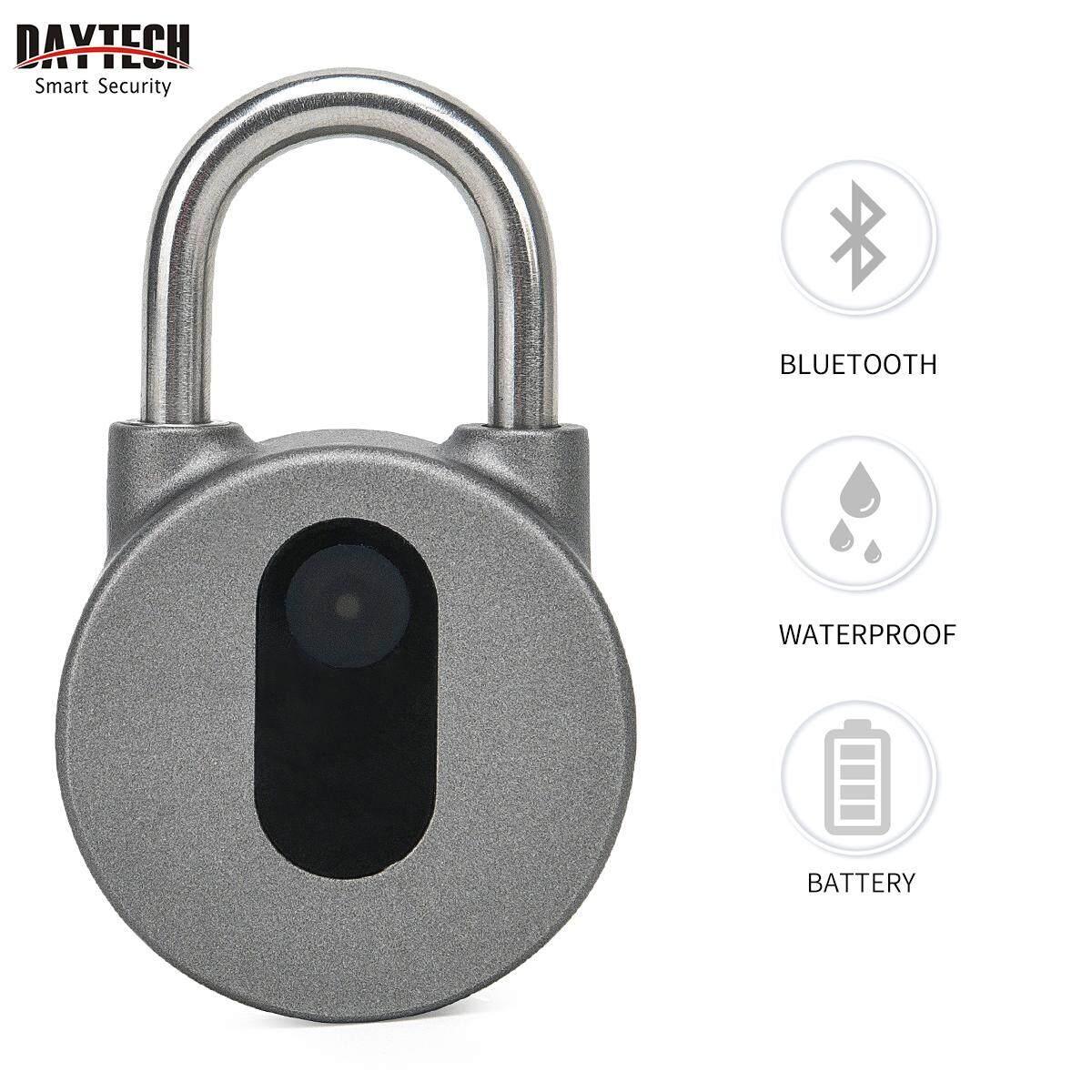 DAYTECH Thông Minh Khóa Cửa Chống Trộm Bluetooth Ứng Dụng Khóa Thông Minh Bluetooth Miễn Phí iOS/Android cho nhà/ phòng tập thể dục/trường học (L03)