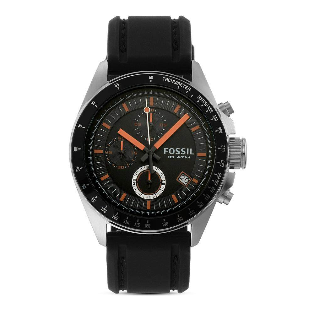 Fossil Decker Chronograph Black Watch CH2647I Malaysia