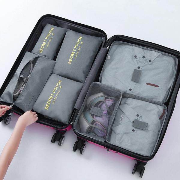 Sunflower 3 Set Packing Cubes,2 Various Sizes Travel Luggage Packing Organizers g