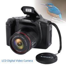 Mới Màn Hình LCD 2.4 Inch Màn Hình TFT 1080P 16X Zoom Kỹ Thuật Số Chống rung MÁY ẢNH SLR
