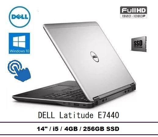 Dell Latitude E7440 Ultrabook Laptop (Intel Core i5-4th Gen / 4GB RAM / 256GB SSD / 14.0 inch HD) Malaysia