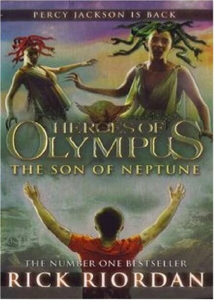 The Son of Neptune (Heroes of Olympus #2)(UK): 9780141335735:By Riordan, Rick Malaysia