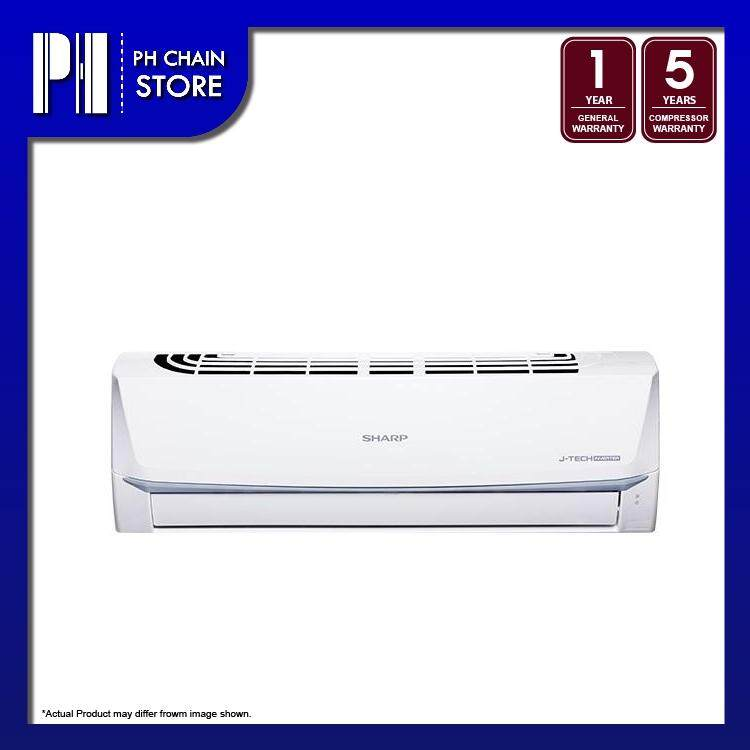 SHARP AHX9VED2/AUX9VED 1.0HP J-TECH INVERTER AIR CONDITIONER