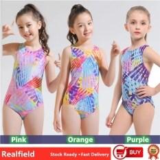 Áo tắm bé gái thời trang 2020 đồ bơi trẻ em Bộ Bikini Một Mảnh cho trẻ em