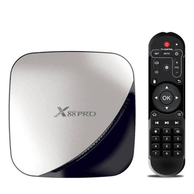 Bảng giá X88 PRO Smart Android 9.0 TV Box Rockchip RK3318 Quad Core 64 Bit UHD 4K VP9 H.265 2GB / 16GB 2.4G / 5G WiFi HD Media Player Remote Control Điện máy Pico