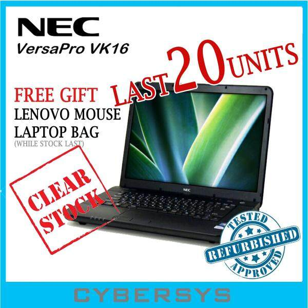 LAPTOP BAJET STUDENT  NEC VK  2GB RAM  HDD 160GB (OFFER !!) Malaysia