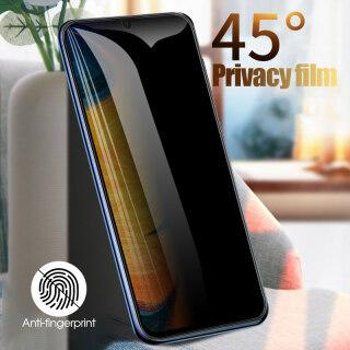 Kính cường lực chống nhìn trộm dành cho Samsung Galaxy S10 Note 10 Lite A10s A20s A30s A50s A21s A01 A11 A31 A32 A51 A42 A71 A10 A30 A50 A52 A70A72 M31 M51 J4 J6 A6 A7 Plus 2018 sản phẩm giúp bạn bảo vệ sự riêng tư khi bạn thường xuyên sử dụng điện thoại thumbnail