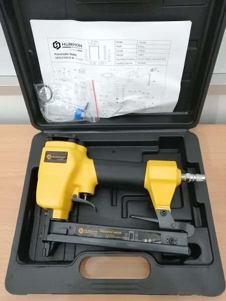 HUMHON 1022J Air Stapler 10-22mm