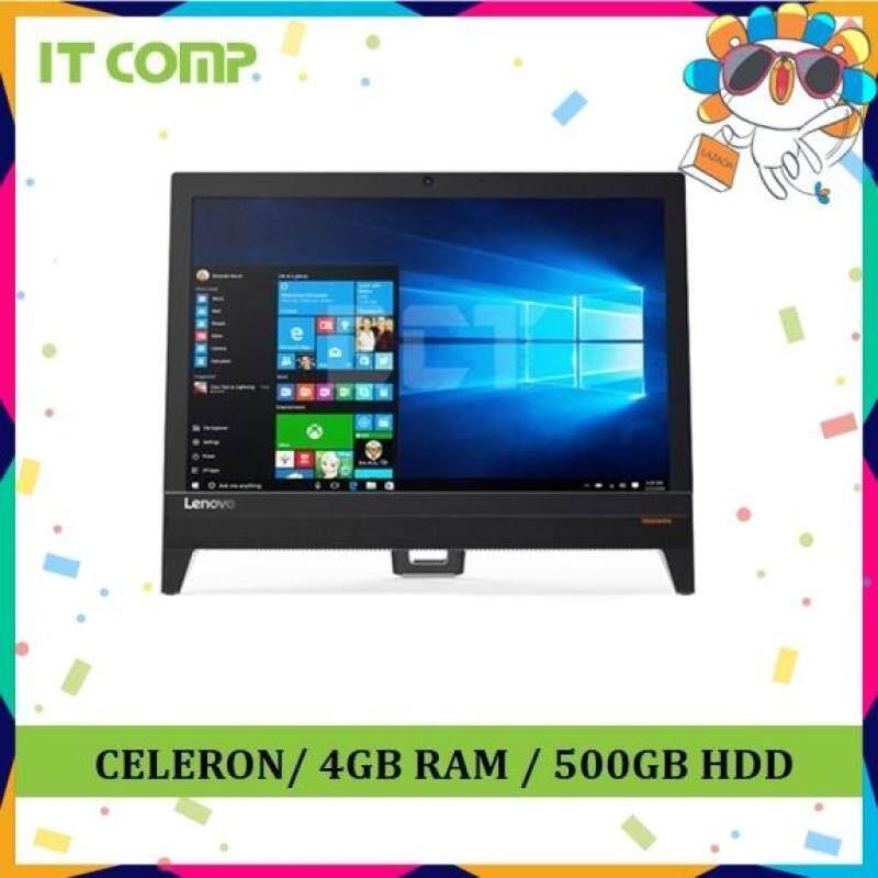 Lenovo IdeaCentre 310-20IAP F0CL0088MI AIO Desktop (Celeron J3355 2.50GHz,500GB,4GB,Intel,19.5 FHD,W10) Malaysia