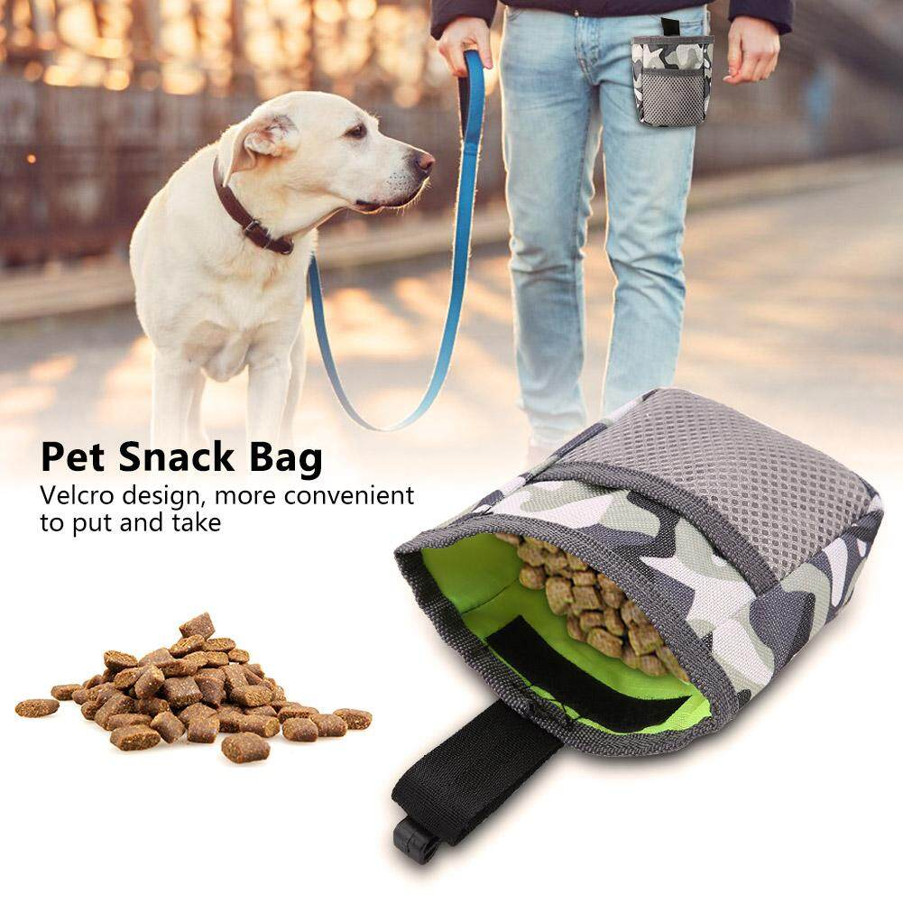 DeeTee Pet Food Treat Bag Snack Training Obedience Waist Pouch Multifunctional Portable Supplies