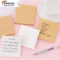 80 tờ giấy ghi chú văn phòng phẩm Winzige, Tập Giấy Lập Kế Hoạch Hàng Ngày, Dùng Trong Học Tập, Công Việc – INTL