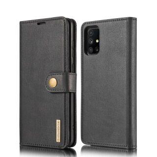 Thinmon Cho Samsung Galaxy M51 Leather Case Lật Wallet Cove Có Thể Tháo Rời Từ Trở Lại Coque Fundas thumbnail