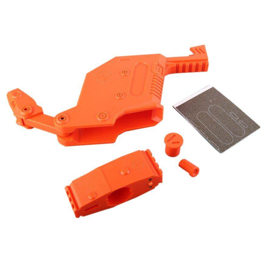 [Flash Sale] WOR KER W0130 Mod Housing and Muzzle Cap Dagger Kit for Nerf Stryfe Toy Gun