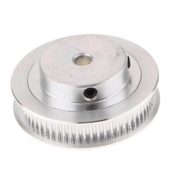 Blesiya Aluminum Alloy Timing Belt Pulley 60 Tooth for 3D Printer