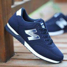 ZAZA Giày Người Đàn Ông Giày Chạy Thể Thao Sneakers, Thường Ngày Lưới Mềm Mặc Được Giày Tennis Kasut Lelaki Giày Chạy Bộ Đi Bộ Thể Thao, 2021 Mới