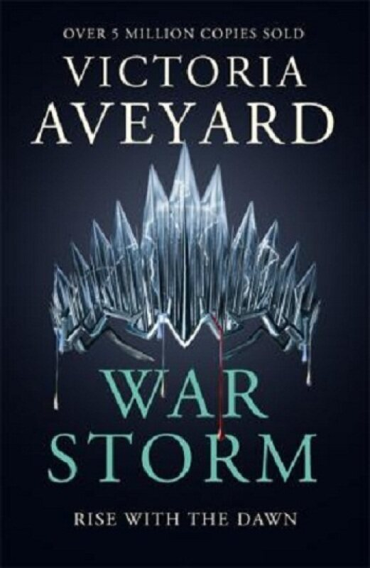War Storm (Red Queen #4) ISBN:9781409175995 (MPH) Malaysia