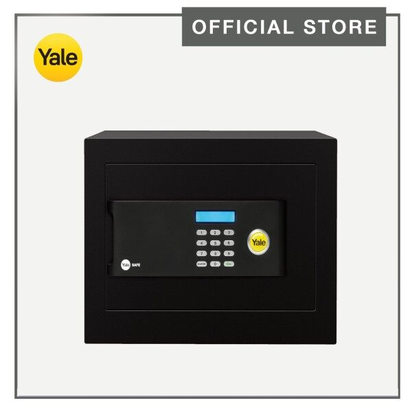 Yale YSB/250/EB1 Home Security Safe Box Standard compact Safe