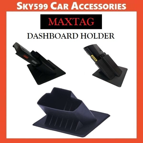 Max Tag Smart Tag Compatible Dashboard Holder 1PCS