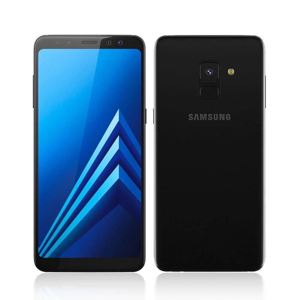 (Free 32GB MMC + Casing) Samsung A8 Plus / A8+ [SM-A730] (6+64GB, IP68, Dual Lens) (Samsung Malaysia Warranty)