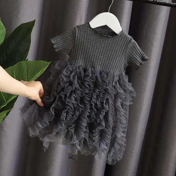 Đầm Trẻ Em Bé Gái 80-130Cm Đầm Trẻ Em Bé Gái 80-130Cm Váy Gạc Công Chúa Váy Gạc Công Chúa Váy Khảm Phồng Váy Khảm Phồng Quần Áo Mùa Hè Quần Áo Mùa Hè Váy Xòe Váy Xòe 0-7 Năm 0-7 Năm