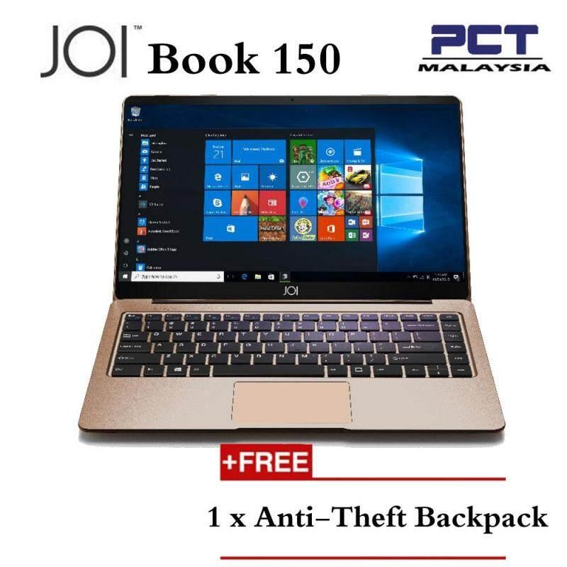 JOI Book 150 14.1 FHD IPS  ( N4100, 4GB, 32GB+128GB, Intel, W10H ) - Rose Gold Malaysia