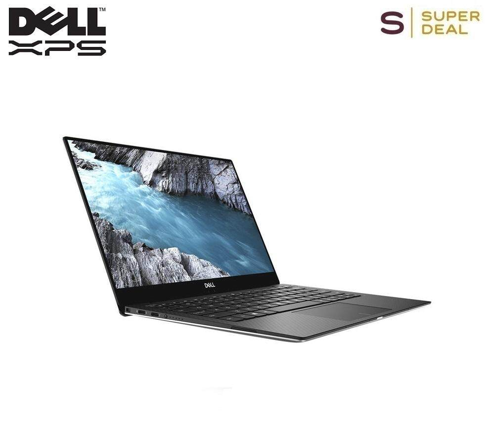 DELL XPS 15 9570 Notebook Silver 4k Touch ( i7-8750H/16GB/512GB SSD/GTX 1050Ti ) US SET Malaysia