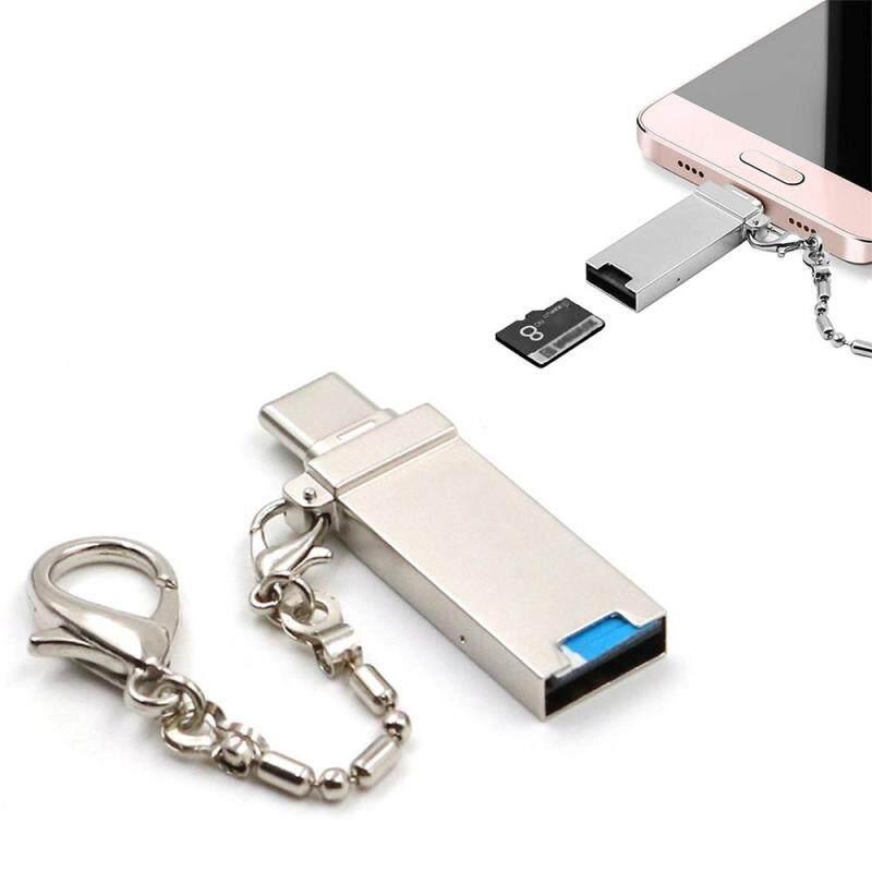 Bảng giá Tình Yêu Tổ STORE Cá Tuyết 3in1 USB 3.1 Loại C USB-C TF Micro SD Đầu Đọc Thẻ OTG Cho Samsung Galaxy S9 Phong Vũ