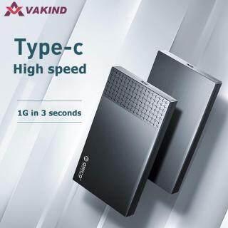 VAKIND ORICO 2526c3 USB 3.1 Type-C Ổ đĩa cứng 2.5 inch SATA HDD SSD Hộp đựng di động cho máy tính xách tay máy tính xách tay thumbnail