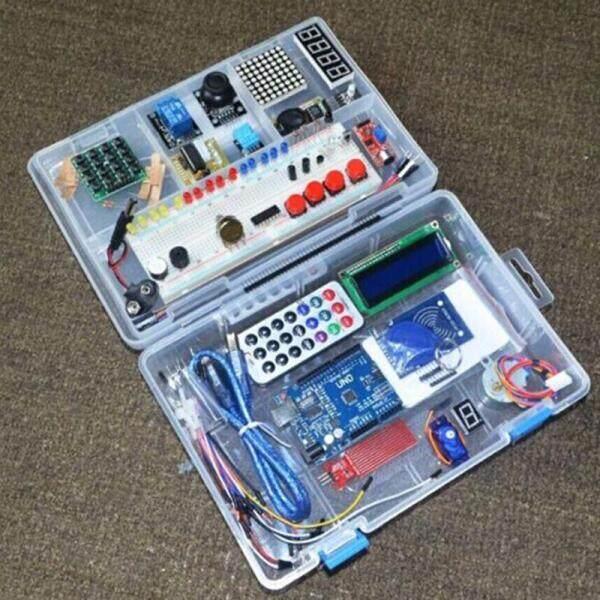 Bộ đột kích Zhoutt Arduino Uno R3 phiên bản nâng cấp - INTL
