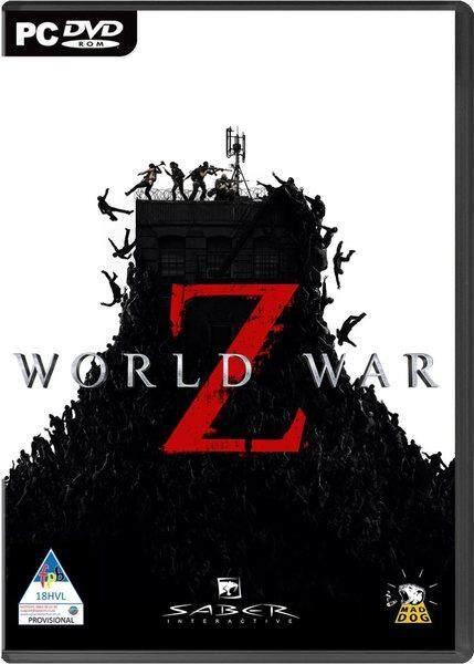 World War Z Undead Sea - Offline PC Game with DVD