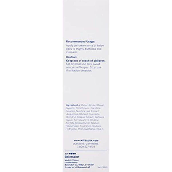 Buy NIVEA Skin Firming & Toning Body Gel-Cream - With Q10 For Normal Skin - 6.7 oz. Tube Singapore