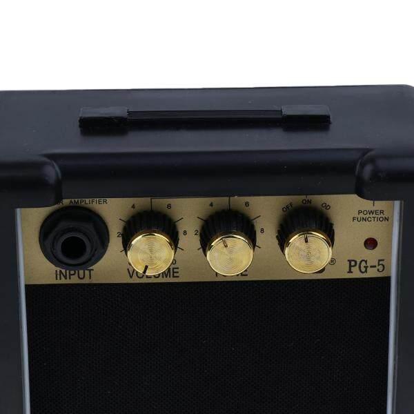 Bộ khuếch đại âm thanh baoblaze cho guitar, Bộ khuếch đại âm trầm 5 Watt 9V di động cho du lịch