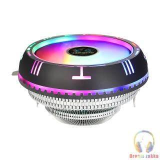 LANSHUO Bộ Làm Mát Không Khí CPU RGB Cấu Hình Thấp Cho AMD AM4 AM3 + X79 X99 LGA 2011 thumbnail