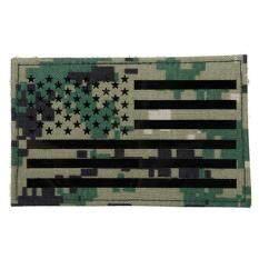 Idogear Chiến Thuật Thêu Miếng Dán Cờ USA Store Tên Lớn Lá Cờ Hoa Kỳ Quân Hiệu Chiến Đấu Gear Multicam AOR1 Phía Bên Phải