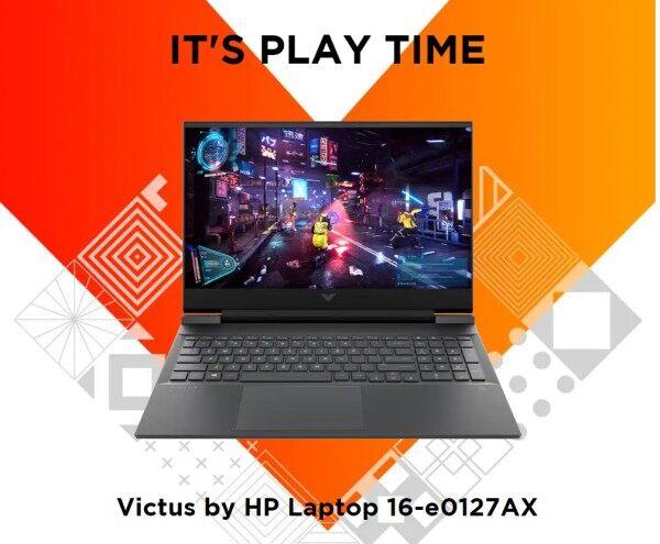 Victus by HP Laptop Notebook 16-e0127AX (RYZEN 5-5600H/8GB/512GB SSD/GTX1650 4GB/16.1) Free Gaming Bagpack Malaysia