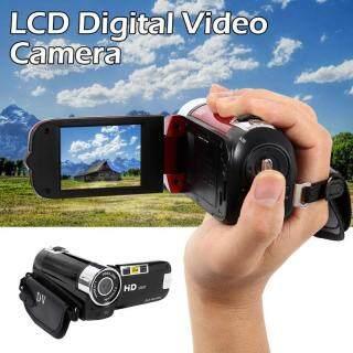 Máy Quay Video Kỹ Thuật Số HD 2.0 P Màn Hình LCD TFT 1080 Inch 16MP 4X Zoom Máy Quay Phim Camera Đèn Ngủ DV Dành Cho Máy Quay Video Vlog, 128MB thumbnail