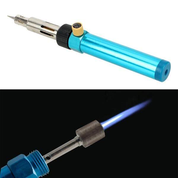 Burner Butane Solder Iron Cordless Welding Pen Hot Air Welding Tools Adjustable Temperature Gas Soldering Iron