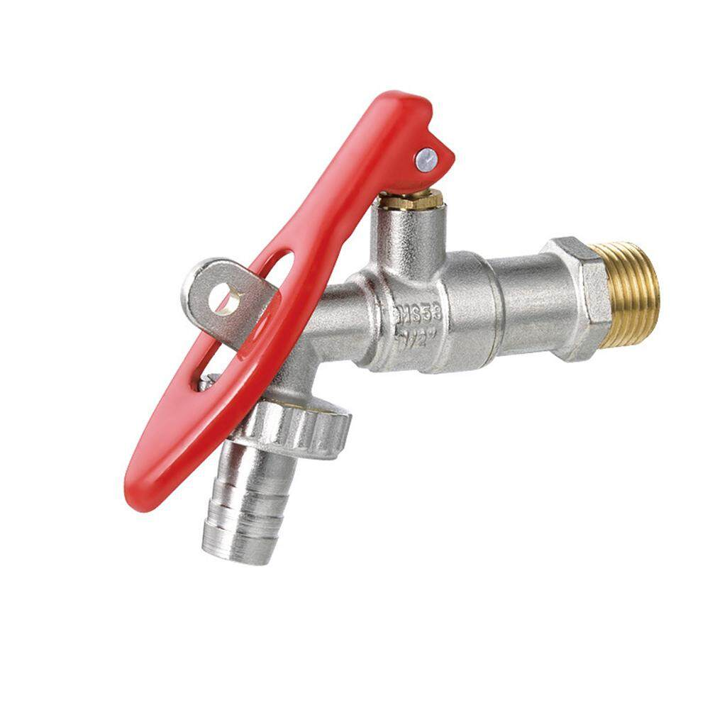 Outdoor One Direction Padlocking Garden Home Water Control Industry Faucet