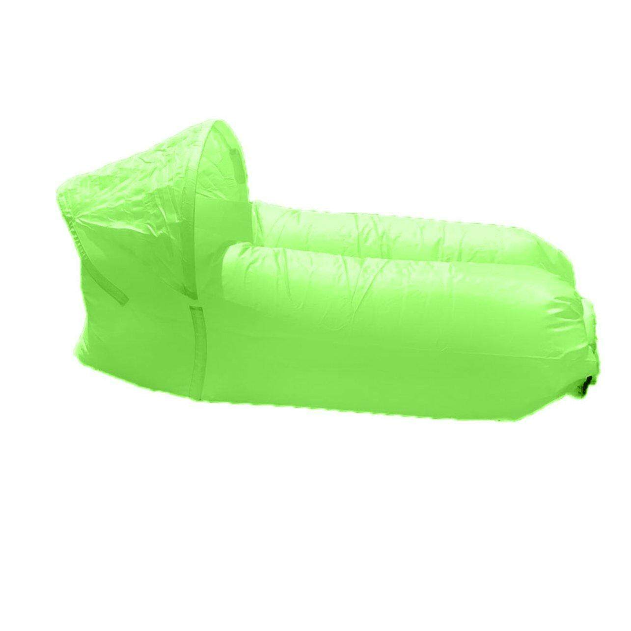Hot Sales Portable Travel Lying Bed Lazy Air Cushion Inflatable sofa camping sleeping