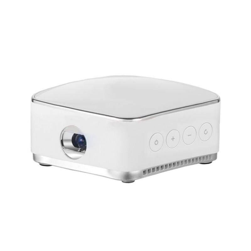 Bessky ý tưởng Máy Chiếu Mini, HD Video Màn Hình Hiển Thị 120 inch 240 Phút Pin Đa Năng