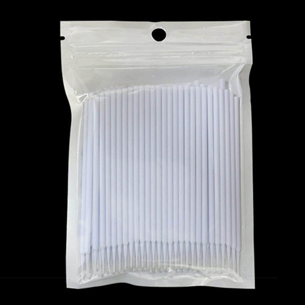 100 cái/lốc Bền Mascara Cây Đũa Phép Đựng Mỹ Phẩm Không linting Micro Nối Dài Applicator Dùng Một Lần PVC Trang Điểm Dụng Cụ Vệ Sinh Cá Nhân Mi Bàn Chải áo Bé Gái Vệ Sinh tốt nhất
