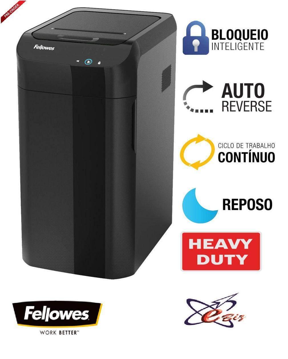 Fellowes AUTOMAX 550C AUTO FEED Paper Shredder (Cross Cut)