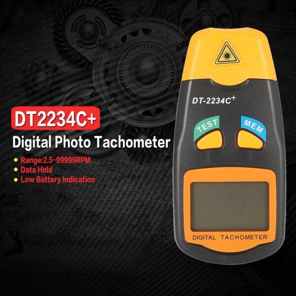 Bảng giá OSMAN Máy Đo Tốc Độ Ảnh Kỹ Thuật Số Mini Không Tiếp Xúc DT2234C + LCD, Máy Kiểm Tra Tốc Độ RPM