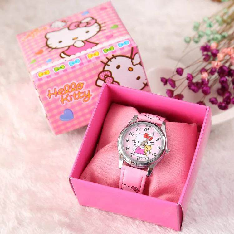 ICE Kids/Childrens Sport Casual Watches Cartoon Quartz Watches Kids Boys Girls + watch box Malaysia