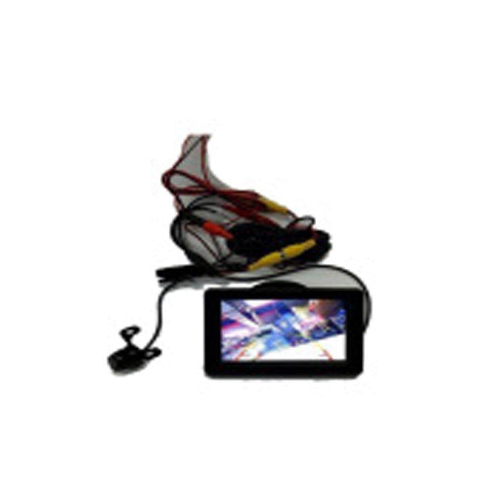 Reverse camera with 4.3inch monitor