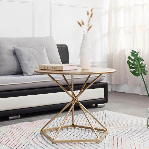 Coffee Table Living Room Matel End Table Made By Olive Al Home
