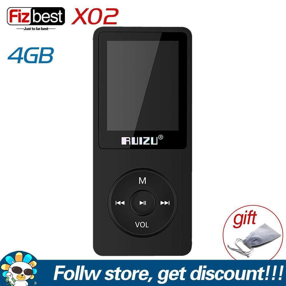 Máy MP3 Ruizu X02