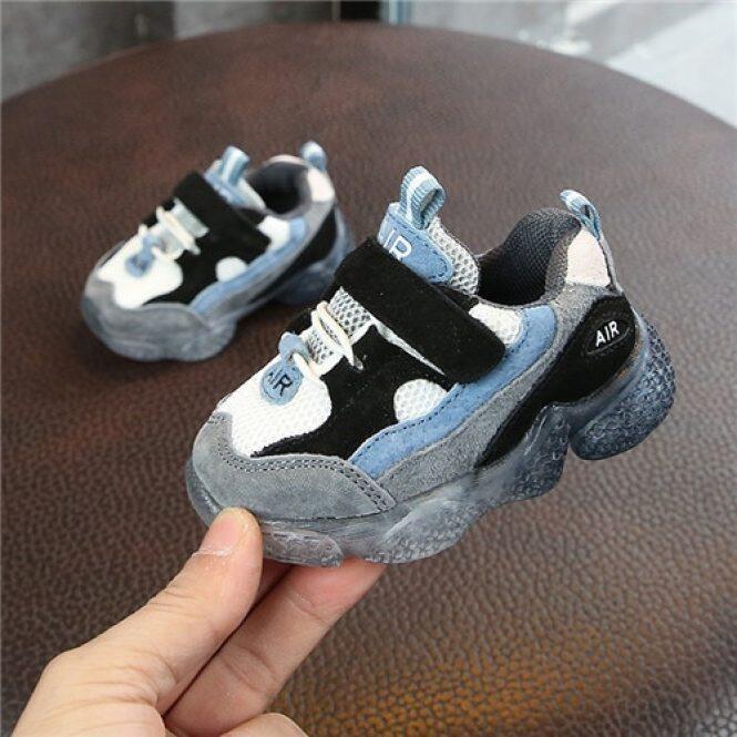 DIMI 2020 Mùa Xuân Mới Cho Trẻ Em Giày Em Bé Mềm Mại Chống Trượt Cho Trẻ Sơ Sinh Tập Đi Lưới Giày Sneakers Cho Bé Thoáng Khí Giày Cho Trẻ Mới Biết Đi Cho Bé Trai Bé Gái giá rẻ